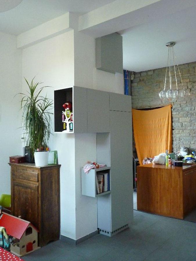 Société de menuiserie basée sur liège, nous nous déplacons à tilff afin de réaliser vos meubles sur mesure notamment dans votre salle à manger.